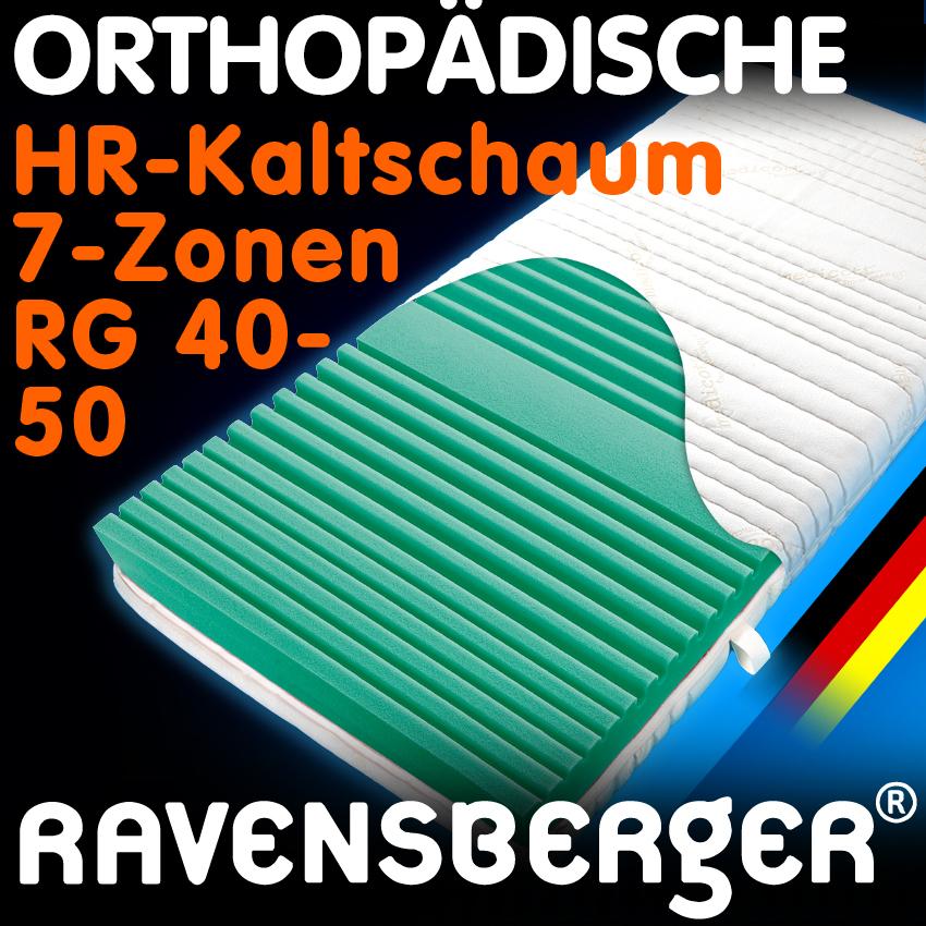 ORTHOPADISCHE-7-Zonen-HYLEX-HR-Kaltschaum-Matratze